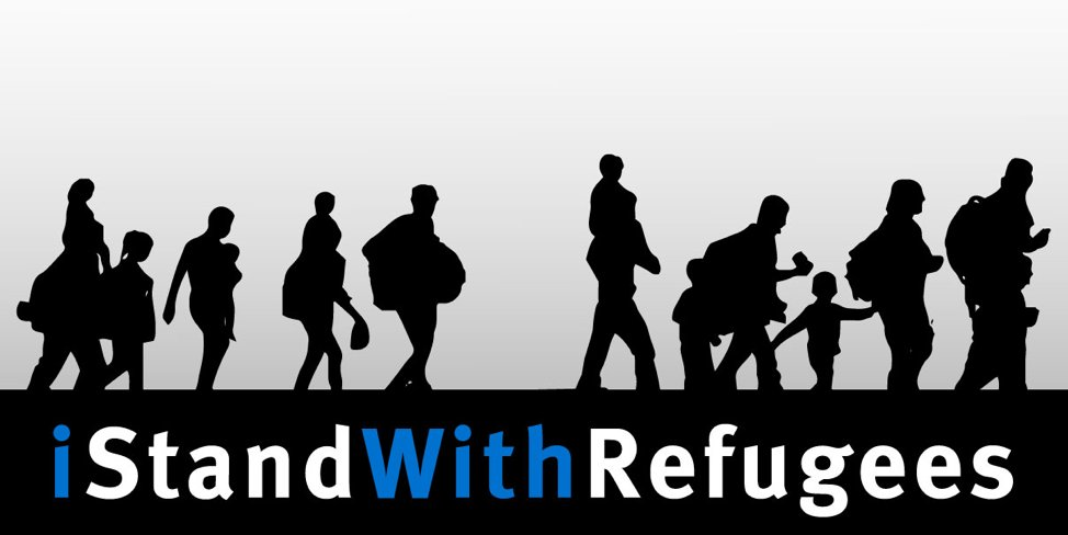 "Thumbnail for ""I Stand With Refugees"": HRW Daily Brief"