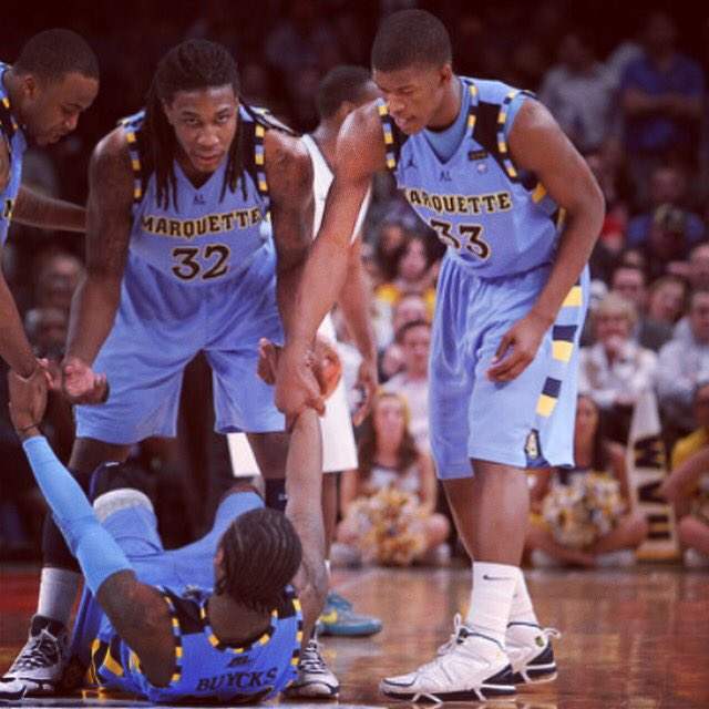 Timeless Sports On Twitter 2011 Jae Crowder And Jimmy Butler At Marquette