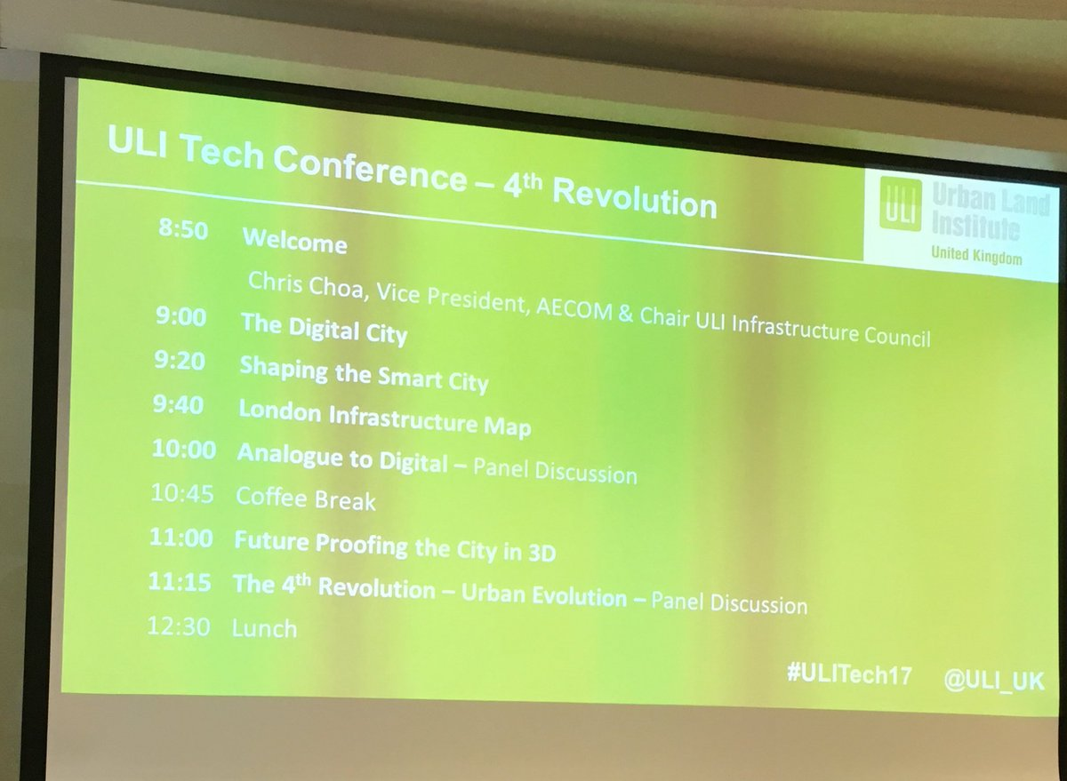 Looking forward to discussing how technology will improve #customerexperience   #ULITech17