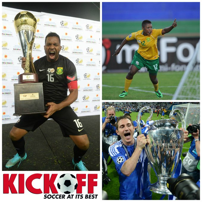 KickOffMagazine: Happy Birthday to... Itumeleng Khune, Portia Modise, Frank Lampard... and Happy Birthday to you