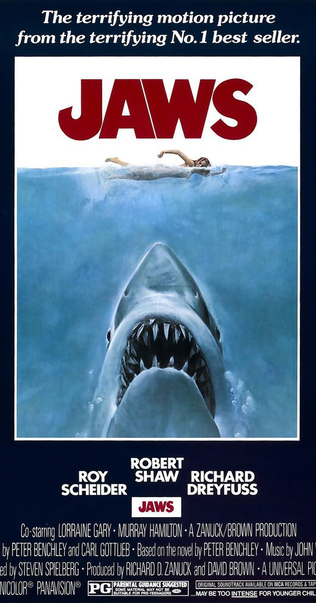 42 years ago today, cinema changed forever... happy birthday JAWS!!  #jaws #shark #sharks #film #movie #cinema #HappyBirthday #birthday<br>http://pic.twitter.com/oVA1Iaaypg