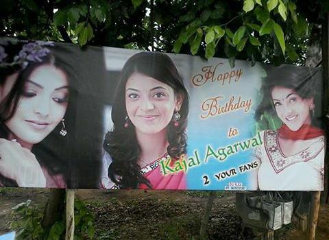 It&#39;s amazing by @MsKajalAggarwal  fans   #KajalAggarwal #HBDKajalAggarwal #HappyBirthdayKajal <br>http://pic.twitter.com/PPbKm6aVpt
