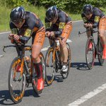 Our splendid TORQ Performance Track Team this weekend taking bronze 'like fish out of water' at the National TTT Champs #TeamWork #ClassAct