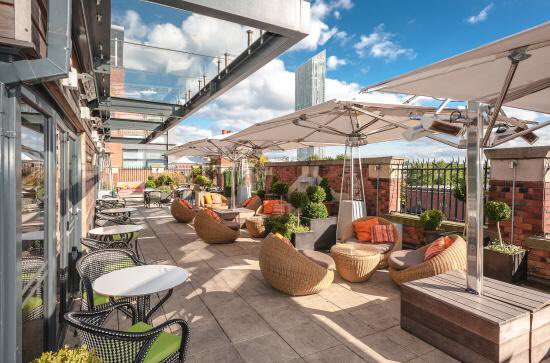It's a great day for @OakridgeConsult roof top party @GreatJohnStreet for #20birthday #celebrations.  So looking forward to seeing everyone!pic.twitter.com/RDad9MTtlb