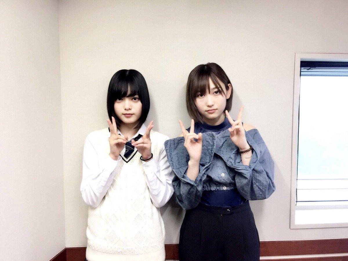 """欅坂: 欅坂46 On Twitter: """"この後22:15頃〜TOKYO-FM「SCHOOL OF LOCK!」【GIRLS LOCKS"""