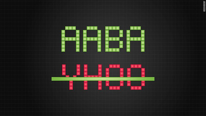 Cnn On Twitter Altaba Trading Under The Symbol Aaba Is The New