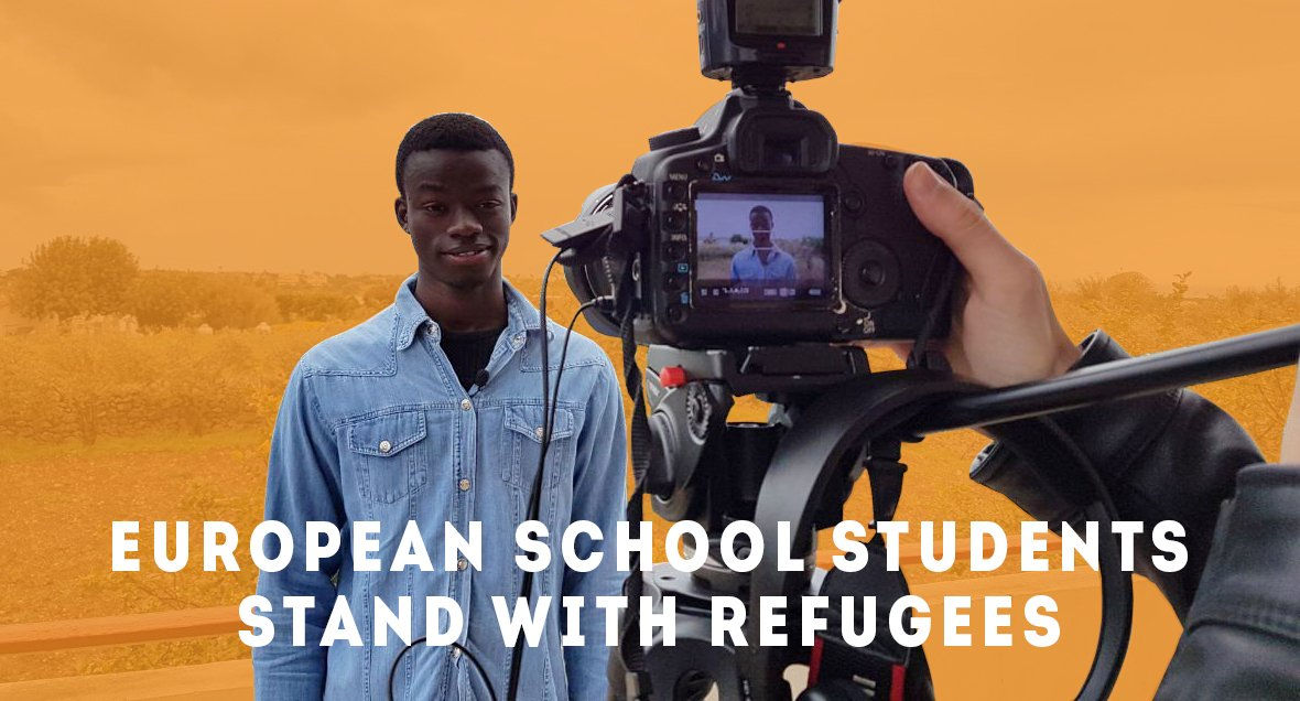 #Education is the most important step for #integration of #refugees and #migrants! #WorldRefugeeDay  #withrefugees  #seeds4integration<br>http://pic.twitter.com/6PM38Qn3fJ