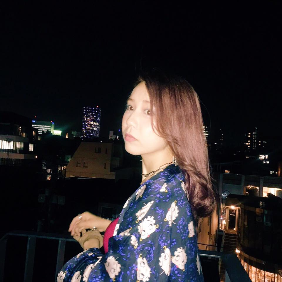 Another photo of TOMOMI last night.  *from WAVY&#39;S stylist Hiromi Kawahara&#39;s Instagram #SCANDAL <br>http://pic.twitter.com/gT6gSwYdaz