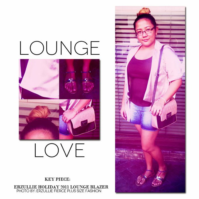 "PLUS SIZE STYLE: ""LOUNGE LOVE"""