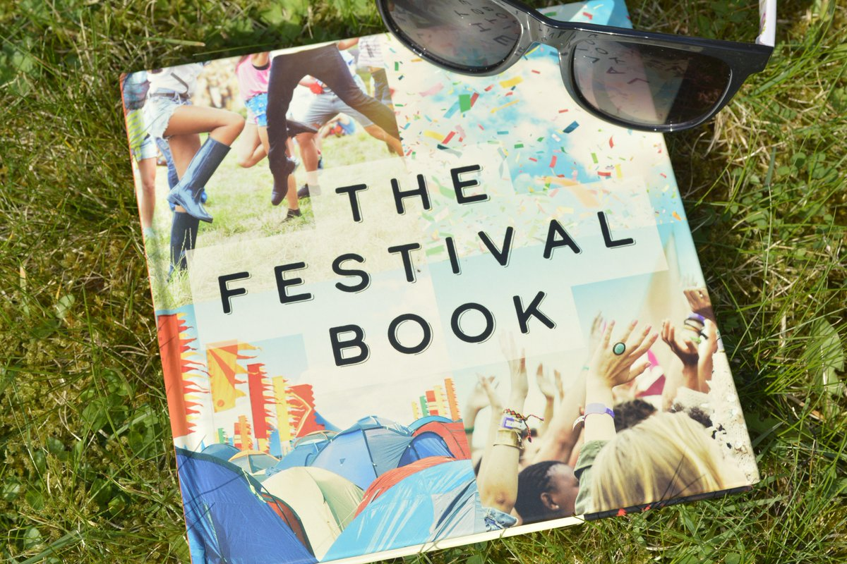 #Glasto this weekend + there&#39;s no rain now - but don&#39;t let that fool you!Get #festivalready with #TheFestivalBook  http:// amzn.to/2rQjV6p  &nbsp;  <br>http://pic.twitter.com/UhDLJZsQ7y