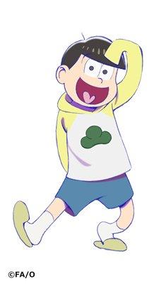 TVアニメ「おそ松さん」第2期は10月放送開始! 6つ子の新衣装を発表中! 本日は、五男十四松!  …