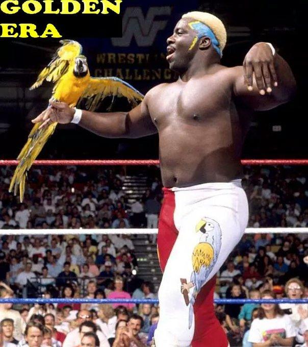 Wrestling Happy Birthday   to  Koko B Ware