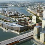 Helsinki takes the smart path to revitalizing an old industrial wharf area: https://t.co/2SPSYII08z