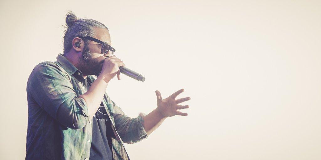 Samy Deluxe @samydeluxe auf der Hörn-Bühne der Kieler Woche @KiWoOnline - alle Bilder unter https://t.co/o65f4fzi5k https://t.co/38H2OhtN6p