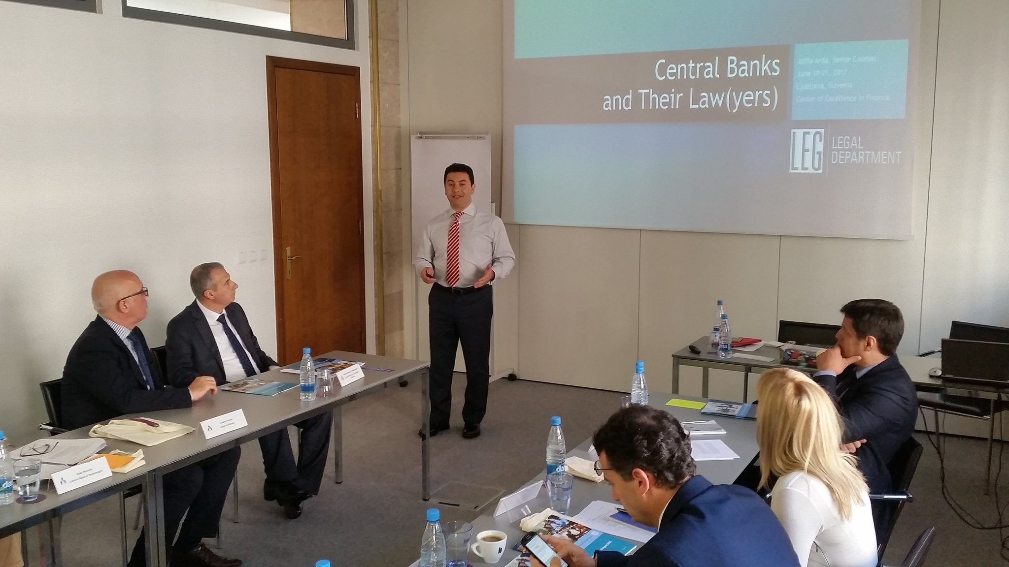 Discussing mandates & #CBgovernance, its legal underpinnings, #CentralBank legal framework with A. Arda @imfcapdev #safeguards #CEFlearning https://t.co/Oz2N9UC4wm