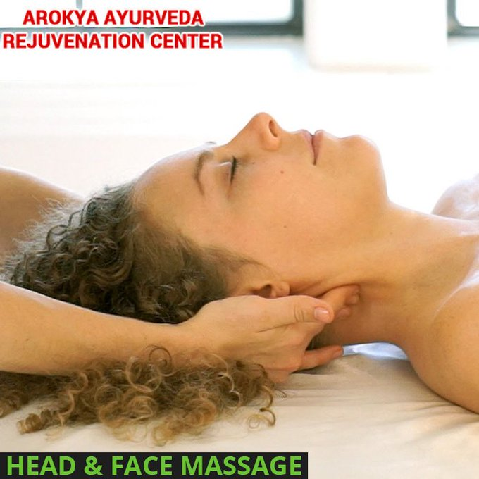Head & Face Massage
