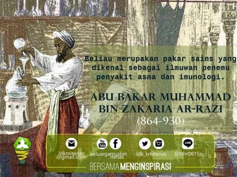 abu bakar muhammad bin zakaria ar razi