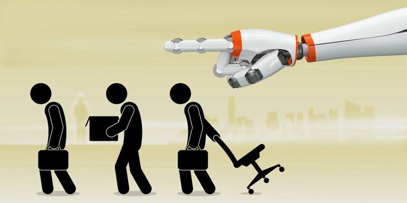 How Lawyers will be Killed by the Blockchain and not Machine Learning