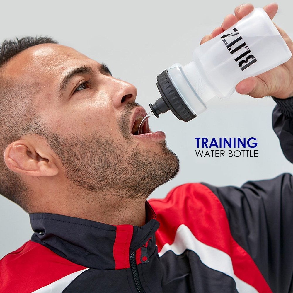 Stay #cool and #hydrated during the #Summer #heatwave with our new Blitz Training #WaterBottle. Only £1.99  http:// bit.ly/2slrMg1  &nbsp;  <br>http://pic.twitter.com/95qHGkQqDt