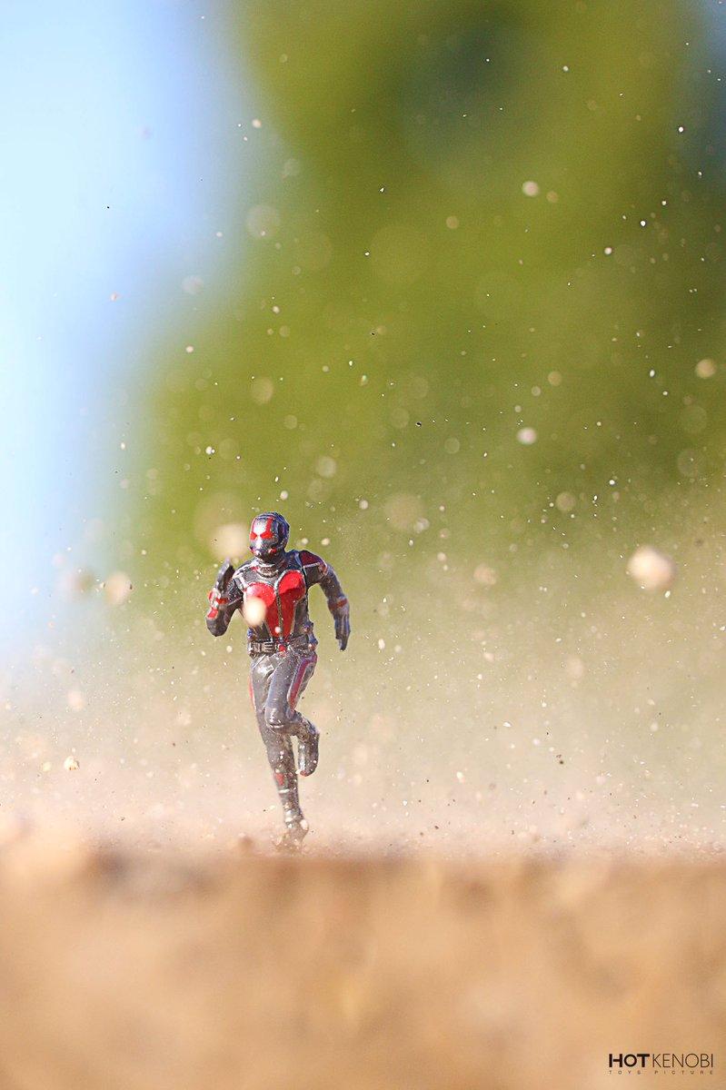 とにかく言いたかったのはフィギュアに砂を投げろということです(真面目)  #オモ写