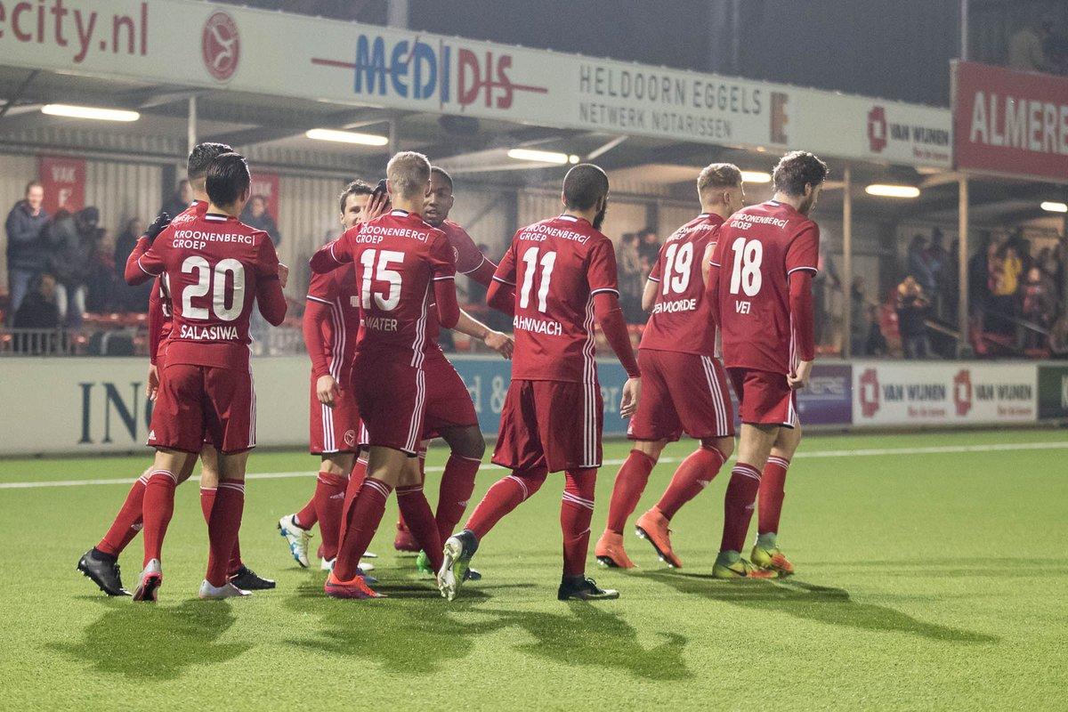 almere city fc on twitter voor in de agenda het complete speelschema van voor het seizoen 2017 2018 https t co xewl1rr4lm