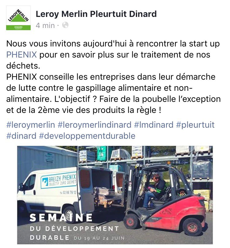 Phenix On Twitter Merci Au Leroymerlin De Dinard Très