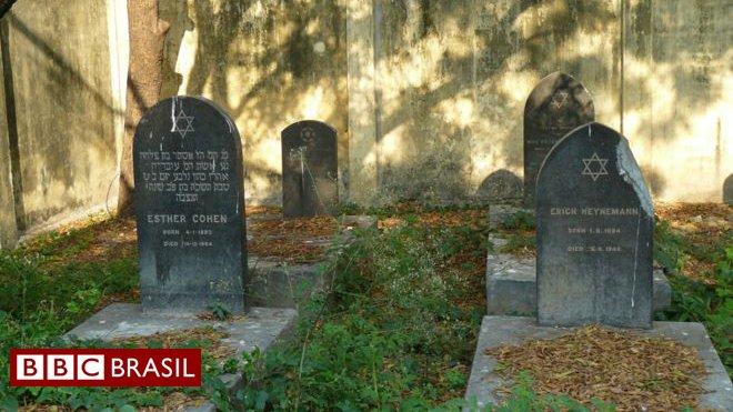 A trágica história de amor descoberta em um antigo cemitério judaico na Índia https://t.co/4IM9i4d75x