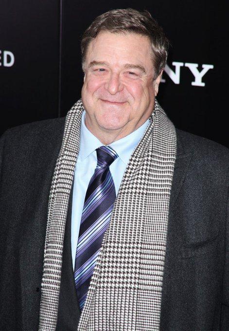 Happy Birthday John Goodman