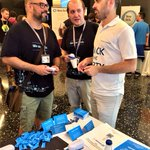 2nd day at #jbcn17 with more #Java , #Microservices talks & outstanding speakers.Happy to be here,thanks for stopping by!  #technology #BCN