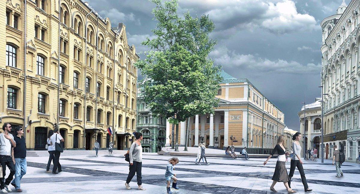 City starts building pedestrian area from #Kremlin to #Zaryadye Park   http:// bit.ly/2sNYQyq  &nbsp;   #MyStreet<br>http://pic.twitter.com/8UeI3PiKGl
