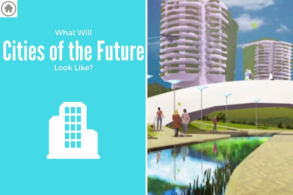 Smart, #sustainable buildings and a new type of #HighStreet - How will a true #FutureCity look?   http:// buff.ly/2sOkpPu  &nbsp;   #Predictions <br>http://pic.twitter.com/bl5OecL3M5
