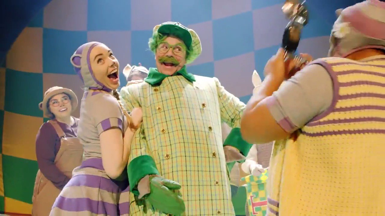 RT @WillowsMusical: Experience the outrageous adventures of Mr Toad for yourself: https://t.co/z2tjBQCUJS https://t.co/YC2B41qB6B