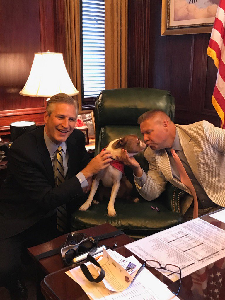 Getting ready for the vote on HB 1238! #Libre is here to help lobby! @RepToddStephens @SenatorAlloway<br>http://pic.twitter.com/w6f43QweTf