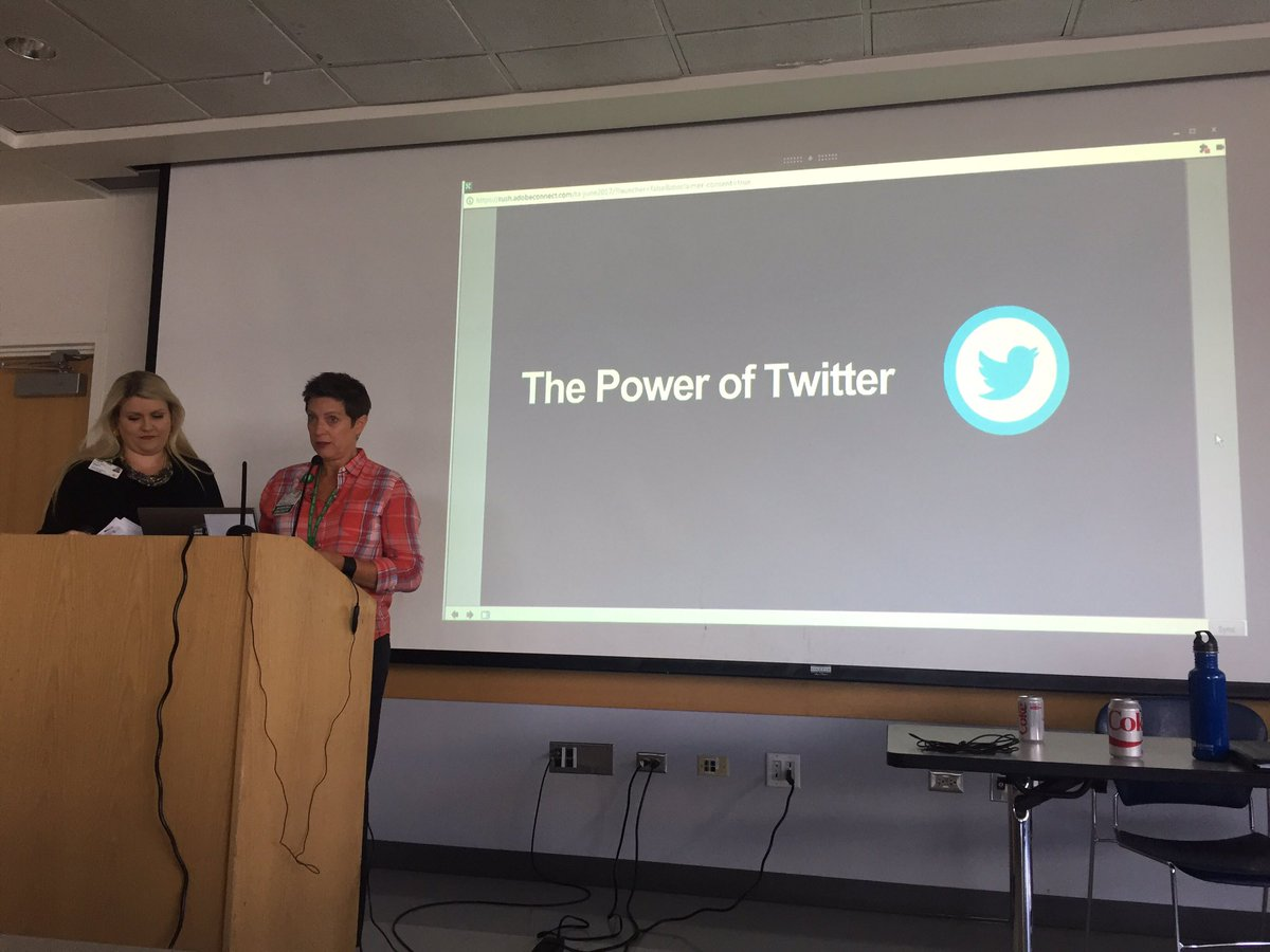 Encouraged to be on my phone in this meeting! Learning about the power of twitter in #academia. @MonaShattell @BecDarmoc #RushTweets #expert <br>http://pic.twitter.com/KKTCP9vY0Y