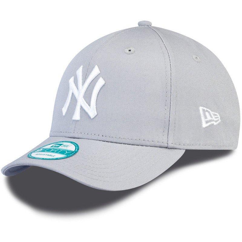 03df264ed9c56 ... aquí. https   caphunters.es gorras 2902-gorra-curva-gris-ajustable-9forty-essential-de-new-york-yankees-mlb-de-new-era.html  …pic.twitter.com EJj1xiJVEL