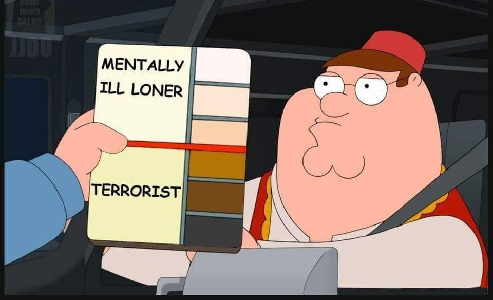 I'm convinced this is posted in every media outlet office on how how to label a terrorist attack.