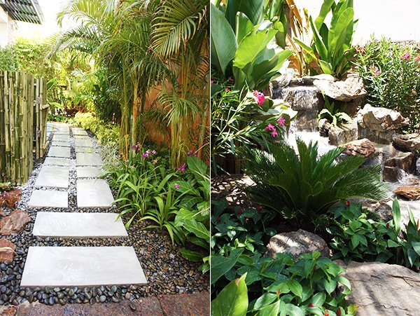 Thai Garden Design On Twitter Landscaping Garden Transformation
