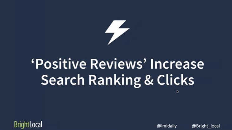 Find out why reviews are so critical to your business   https:// goo.gl/v5y72R  &nbsp;   #SmallBiz #localseo @bright_local @lmidaily<br>http://pic.twitter.com/zmBM42W3FD