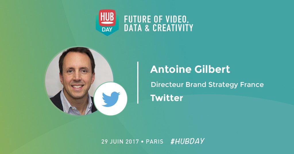 La semaine prochaine, nous serons au #HUBDAY pour parler vidéo live 🗓️...