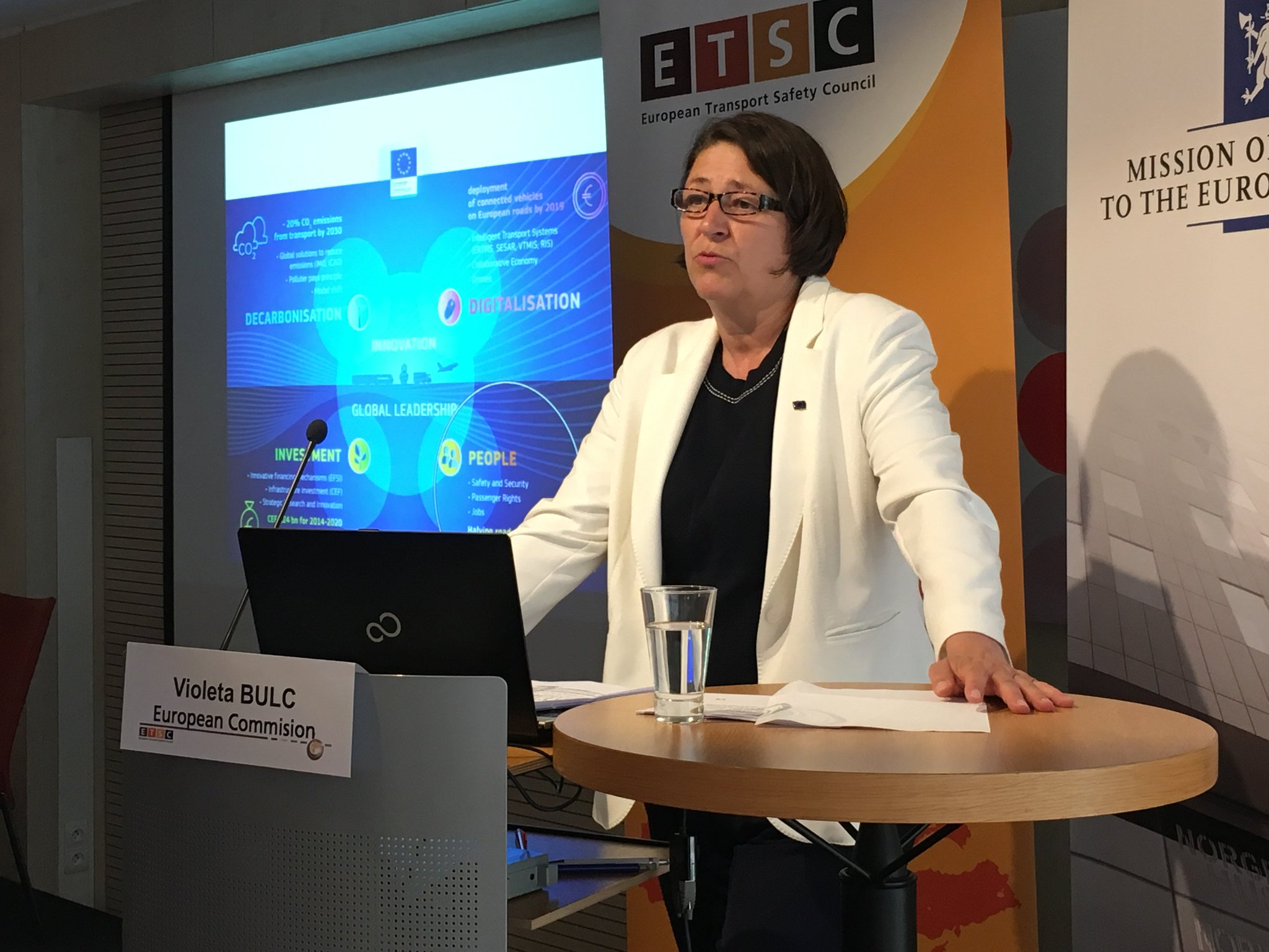 'We have to talk about zero fatalities', says @Bulc_EU #pin2017 https://t.co/3IwCXSgosS