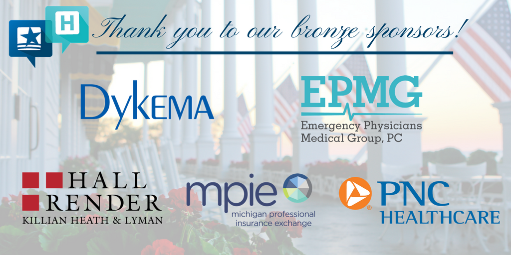 Thank you to the bronze sponsors of this year's #MHAannual Meeting! We greatly appreciate your support! https://t.co/t6PVyd2w5u