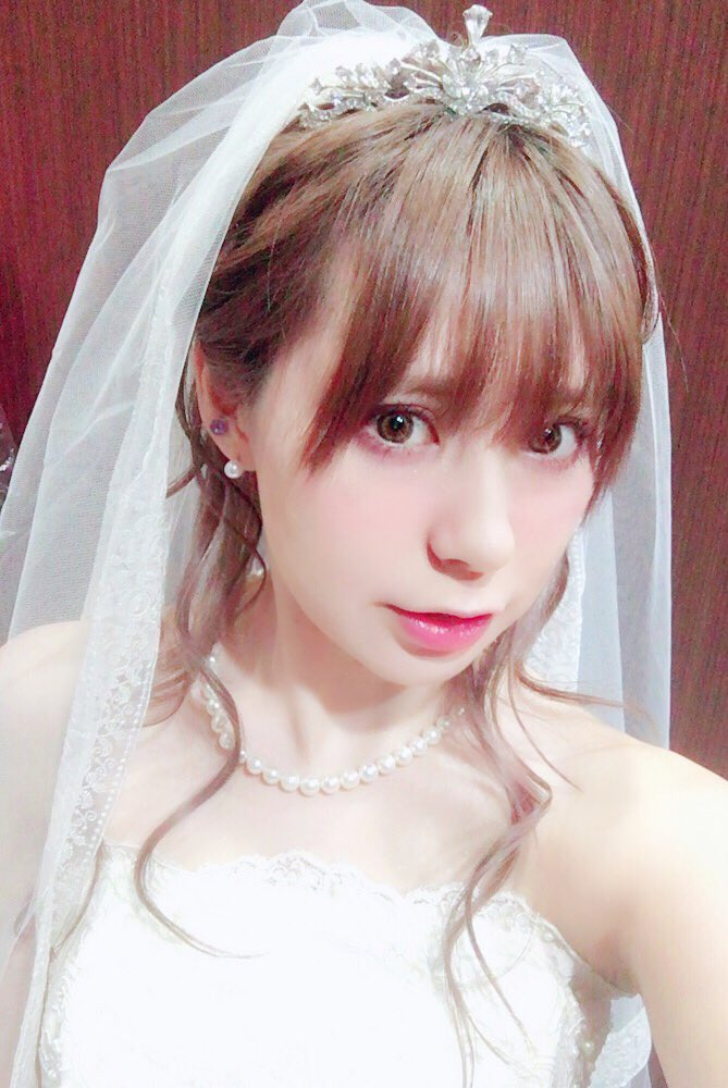 そうなんです。  私、佐武宇綺は結婚します。  #9nine #佐武宇綺 #結婚
