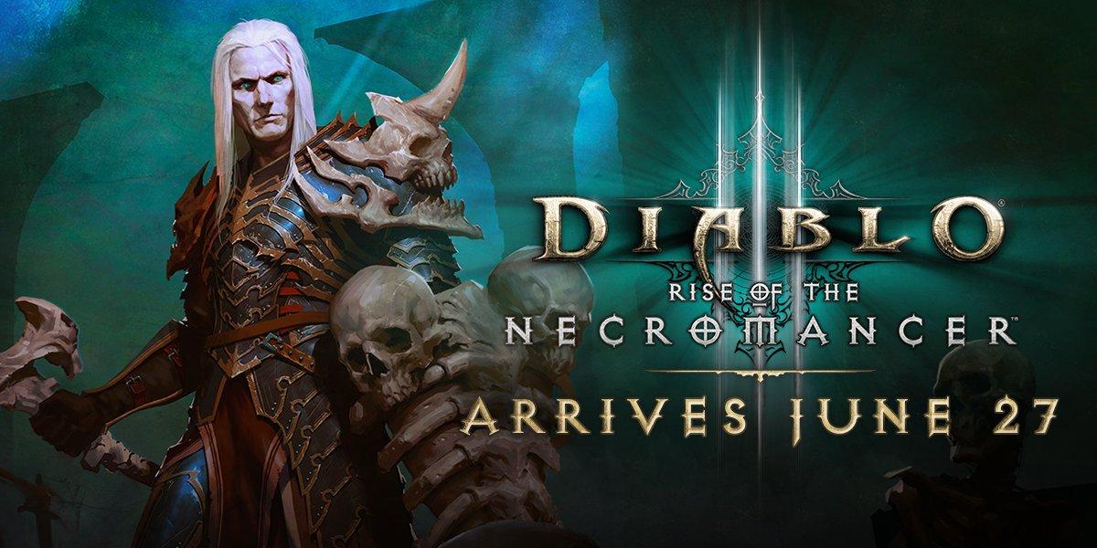 The Necromancer arrives June 27!