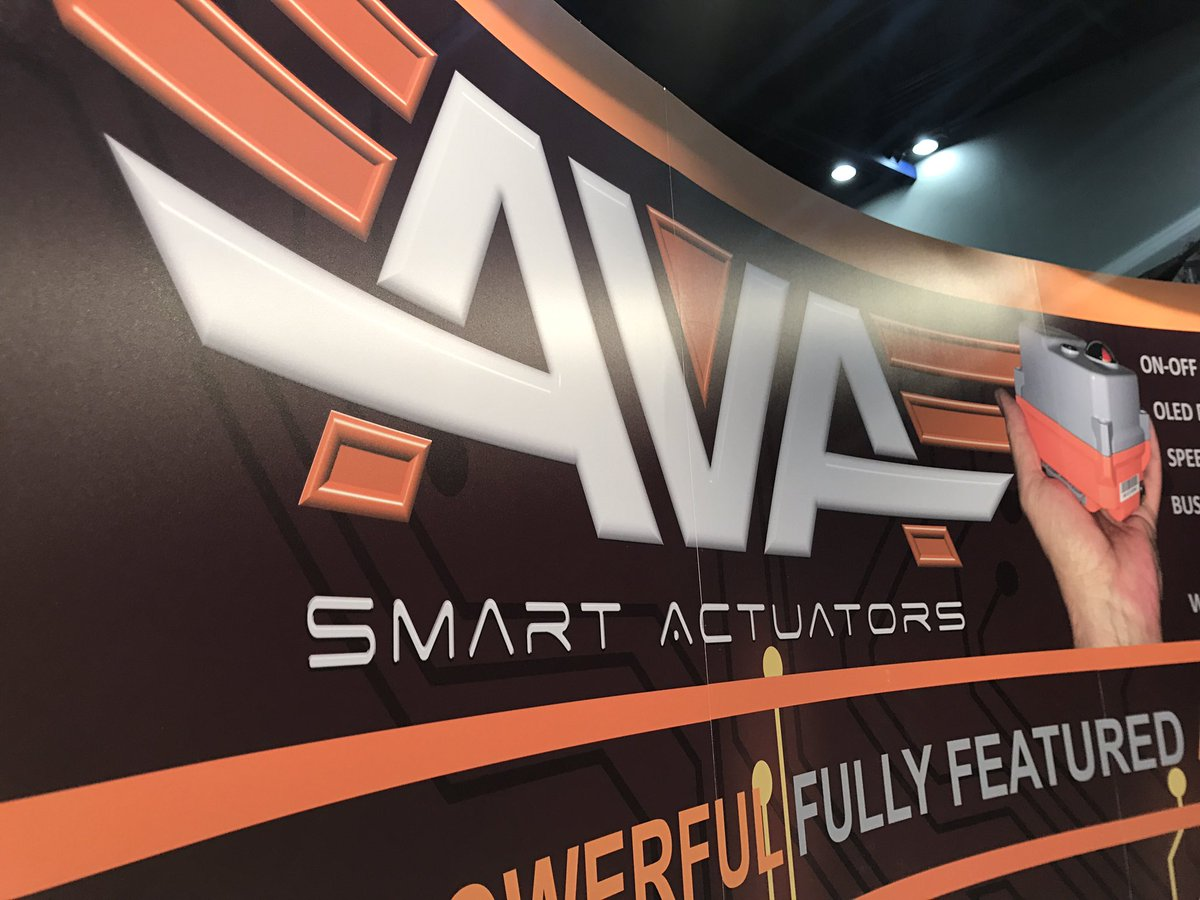 POM partnering with AVA on our Blue Standard Line! #actuators #valves #plastomatic #innovation