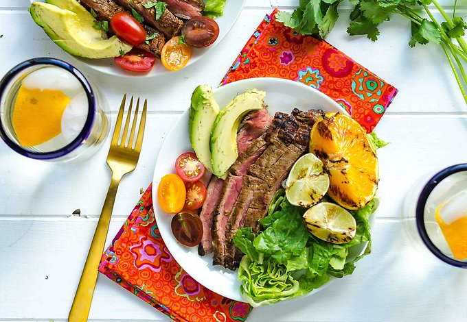 The Best Grilled Carne Asada Recipe ~ Taco Tuesday at another level