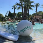 Pool time @Captify @Cannes_Lions