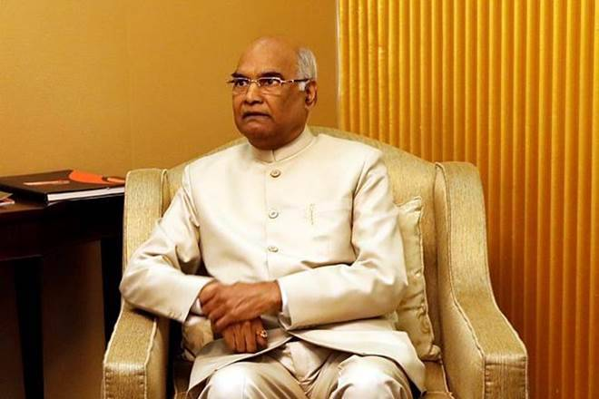 If President can be criticised, why not judges: #RamNathKovind in Rajya Sabha https://t.co/yVn2DNWgcl