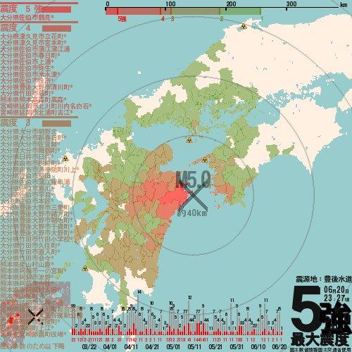 6pL7GcBq_normal 熊本で震度5の地震 気象庁「1週間程度は最大震度5強程度の地震に注意」