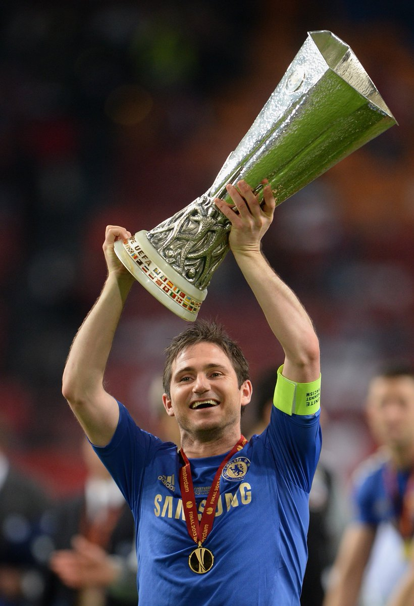 Happy birthday to @ChelseaFC hero Frank Lampard, #UEL winner in 2013!  Where does he rank in the list of Blues legends? <br>http://pic.twitter.com/Je1KFsZhd7