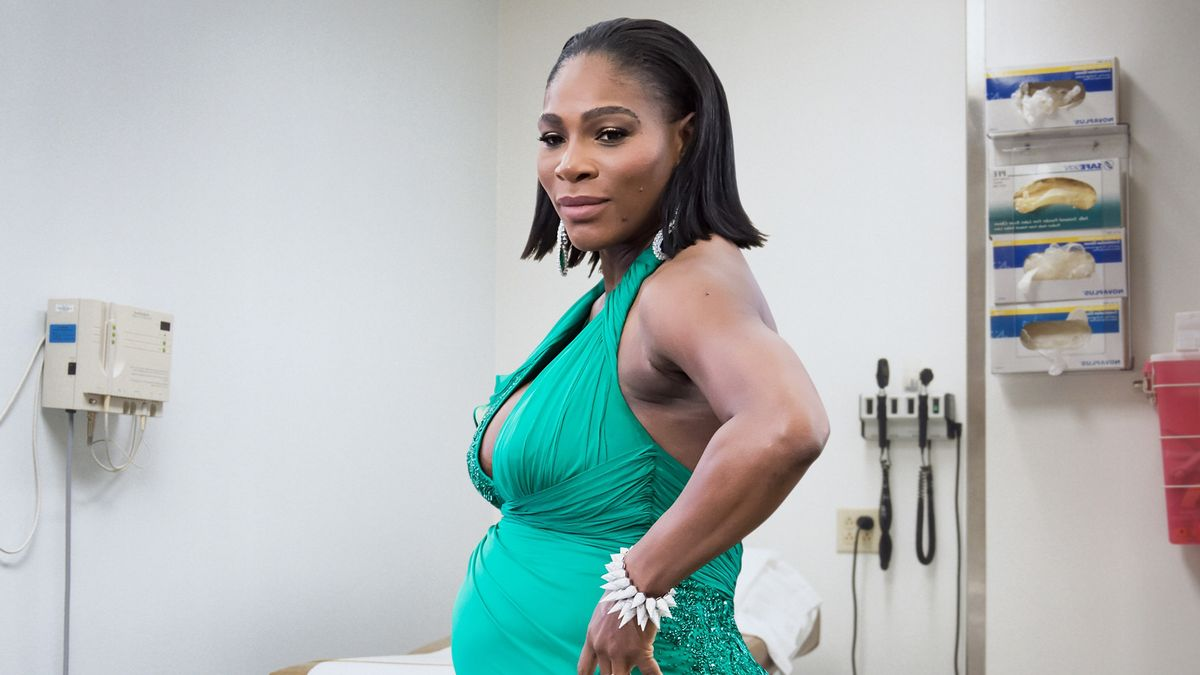OB-GYN Assures Serena Williams Fetus Developing Serve On Schedule trib.al/POHtqX7